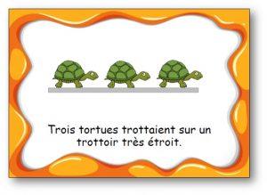 tongtwister-français-trois-tortues-trottaient-300x219