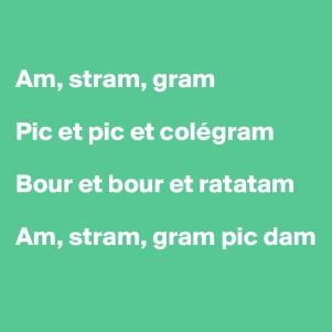 Am-stram-gram-Pic-et-pic-et-colegram-Bour-et-bour